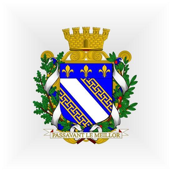 Armorial des communes de France: Troyes - 10000   DAUX ... on