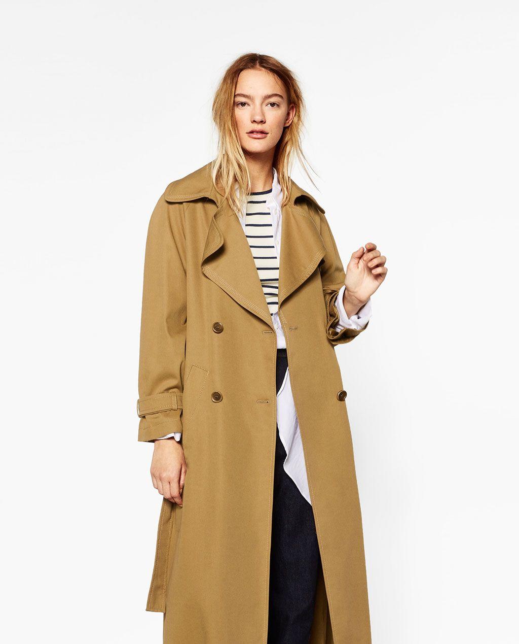 25c4131e OVERSIZED TRENCH COAT #JOINLIFE | nouveau style | Fashion, Trench, Coat