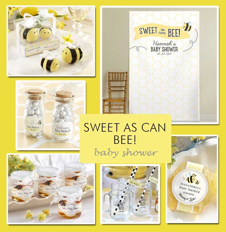A What Will It Bee Baby Shower