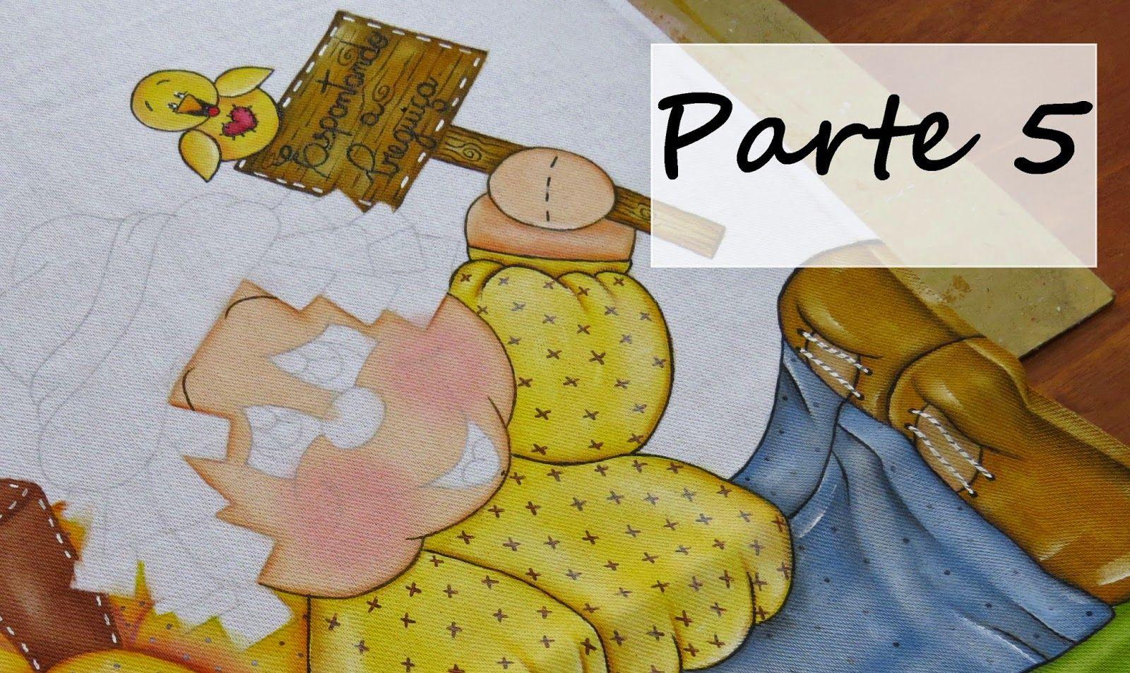 Artes mariana santos projeto espantalho parte 5 como for Como pintar puertas placas nuevas