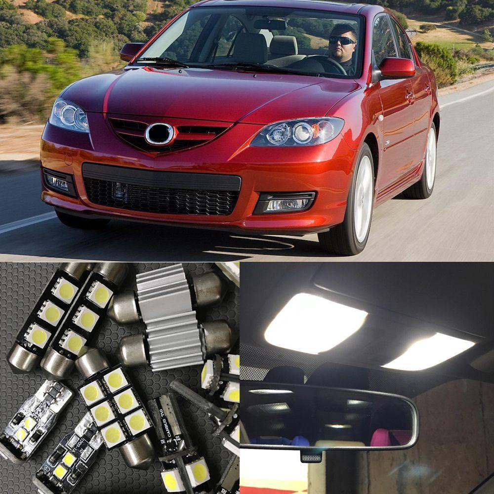 2010 Mazda Mazda6 Interior: 2005 Mazda 3 Led Interior Lights