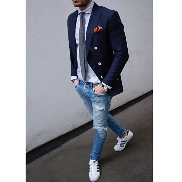 suit with adidas superstar Online