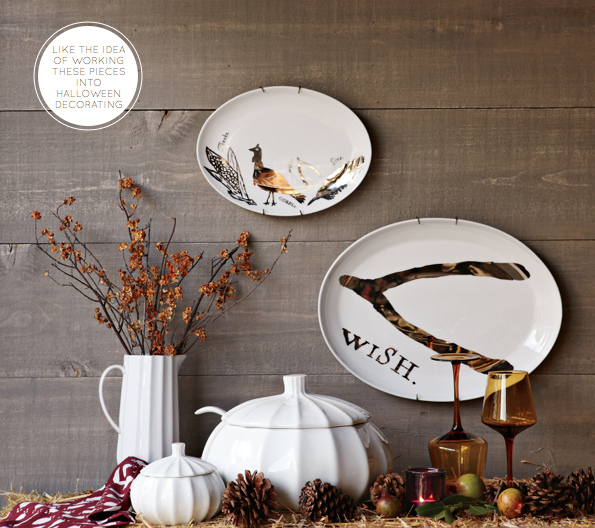 Bright.Bazaar: West Elm: Thanksgiving Entertaining Ideas