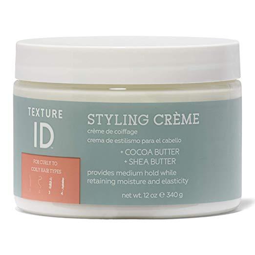 Amazon Com Texture Id Hair Styling Creme Gateway Textured Hair Creme Styling Cream