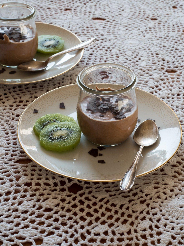 Mousse au chocolat für diabetiker