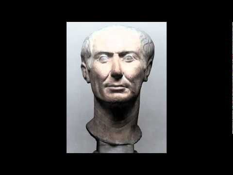 The New Face Of Julius Caesar Photoshop Reconstruction With