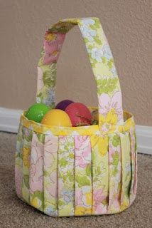 Pleated easter basket made from vintage sheets httpmedia cache9 pleated easter basket made from vintage sheets httpmedia cache9pinterestupload100064422940752418buhxoyxrfg pianogirl1 easter spring negle Images