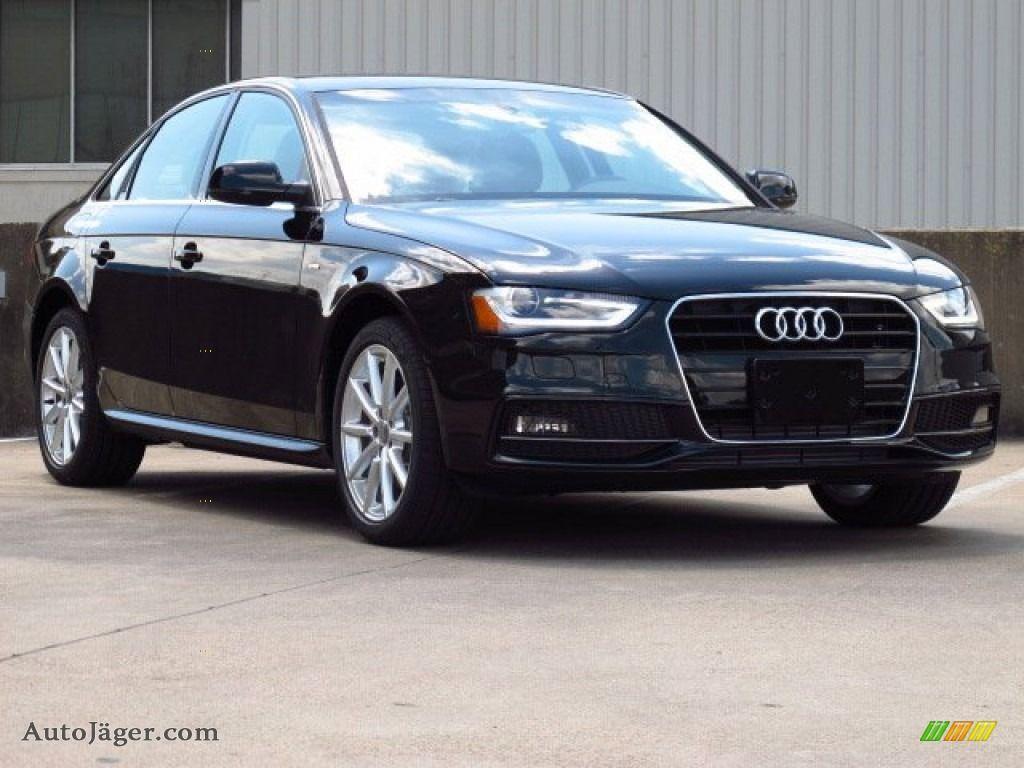 2014 Audi A4 2 0t Sedan In Brilliant Black 007551 Auto Jäger German Cars For Sale In The Us Audi A4 Black Audi Audi