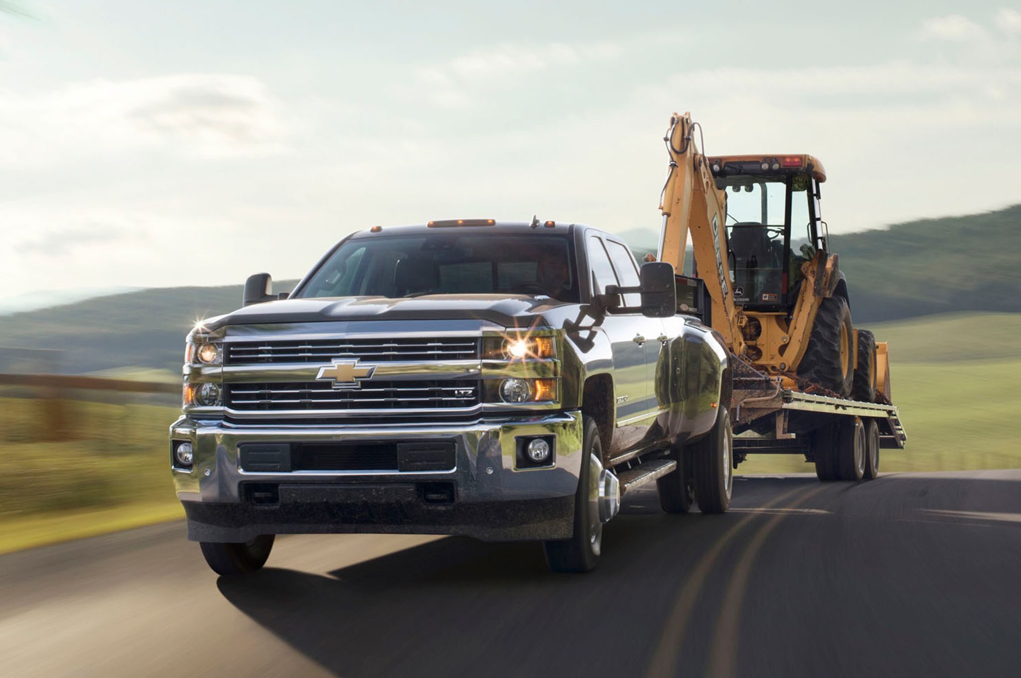 2015 Chevrolet Siverado And Gmc Sierra Heavy Duty Quick Look