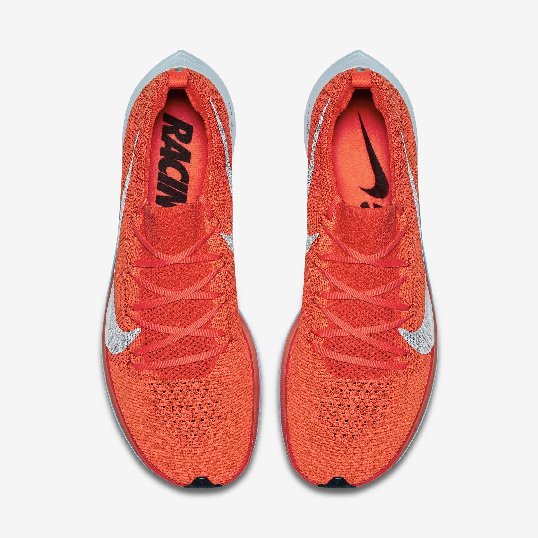 e63e73b4b38cd Nike VaporFly 4% Flyknit Laufschuh (Unisex)