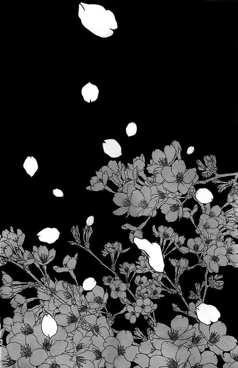 Pin By Mookie Boop On B W Anime Wallpaper Aesthetic Anime Anime Art