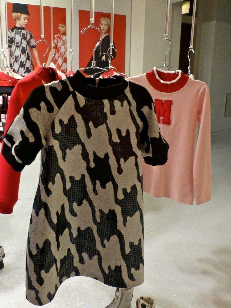 de3ce948f2574e Monochrome dressing at MiMiSol for girlswear fall 2014