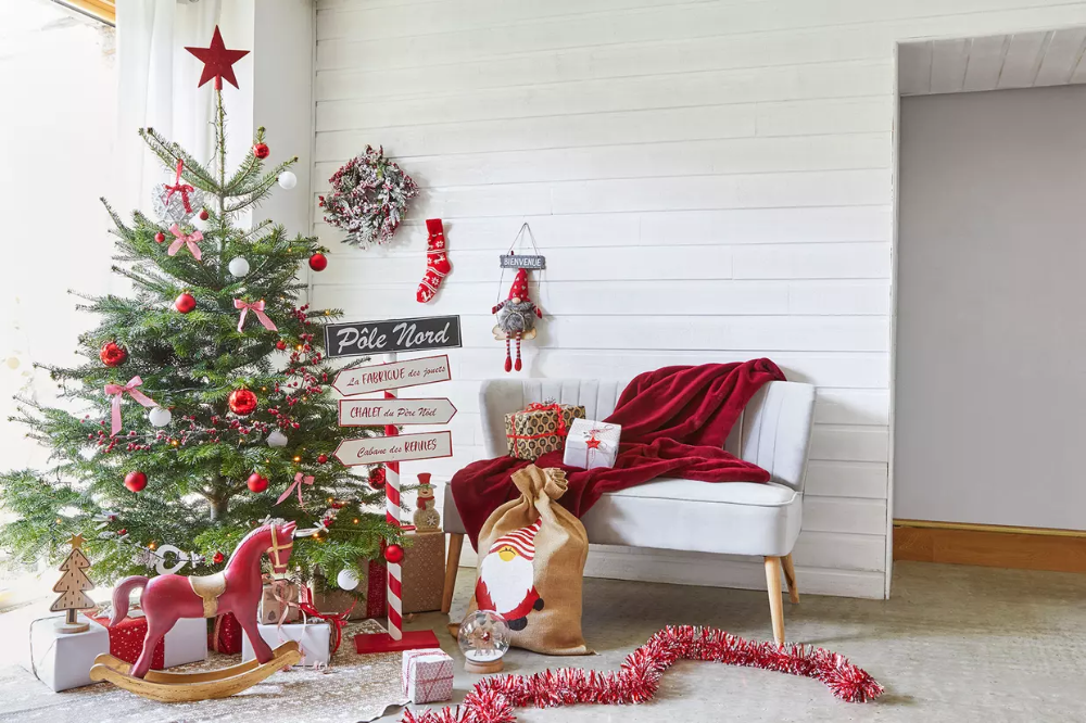 Décoration de Noël 2020 tendances, conseils de déco et