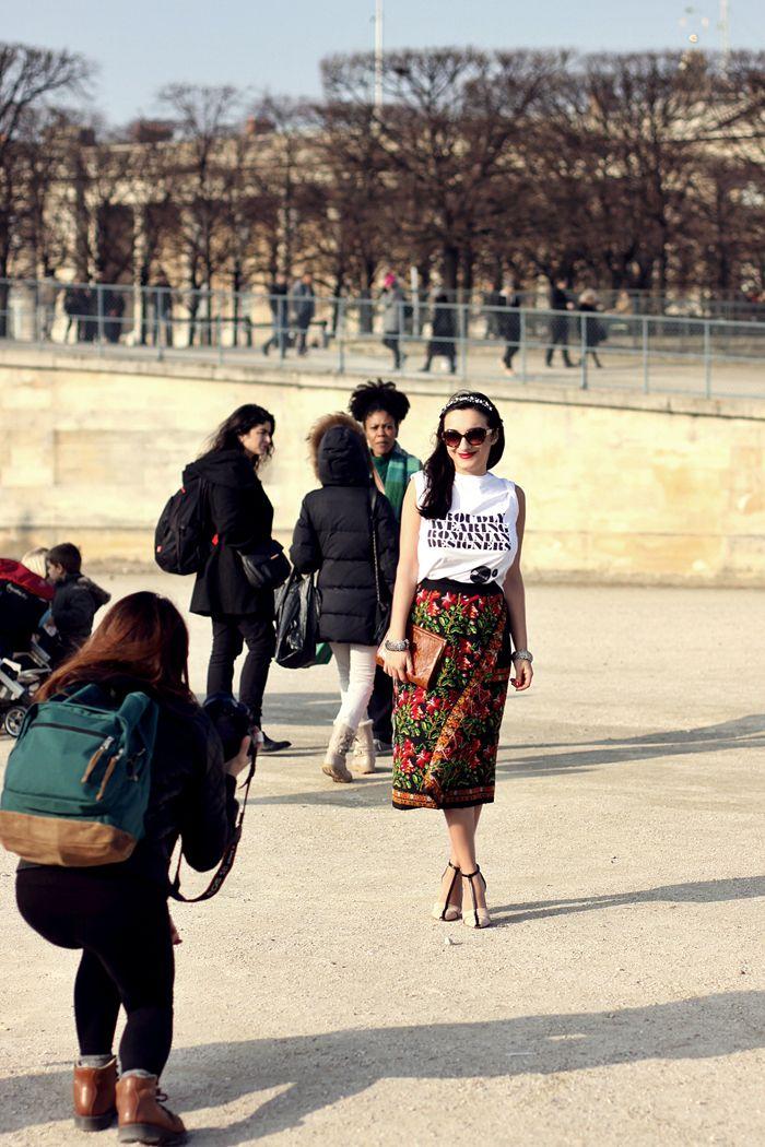 LE CIRQUE DE PARIS FASHION WEEK