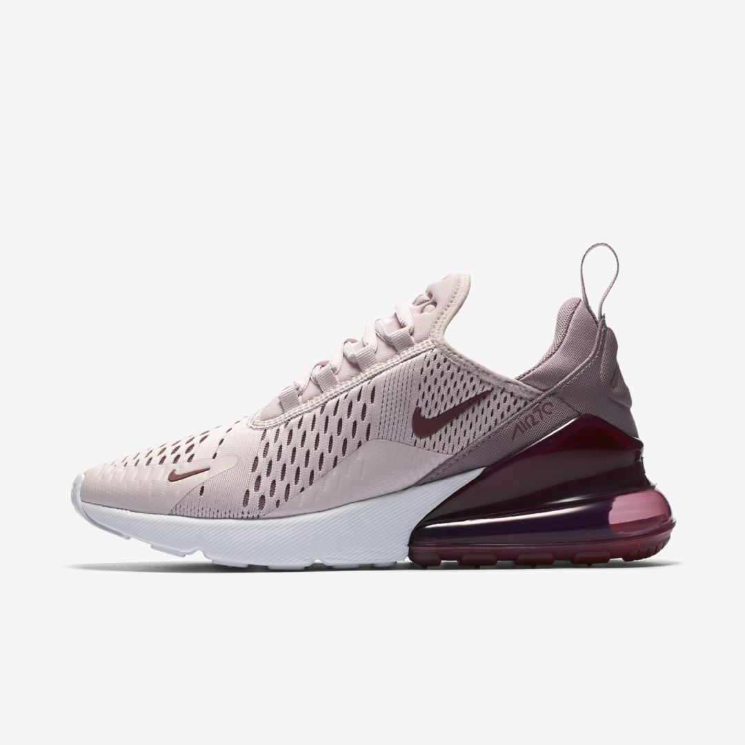 Nike Air Max 270 Women's Shoe (Barely Rose) in 2020 | Nike