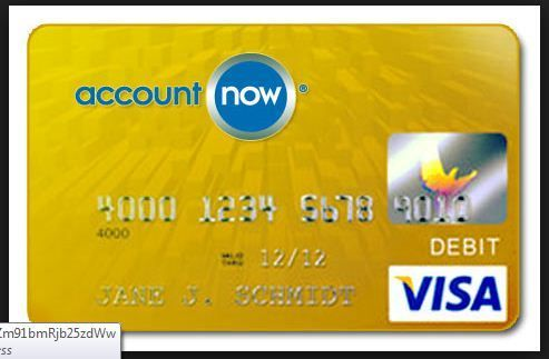 Prepaid Credit Card >> Account Now Gold Visa Prepaid Credit Card Login How To
