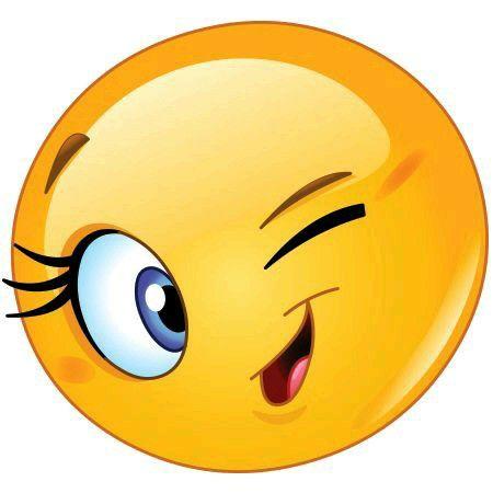 Clin d'oeil | Smiley clin d oeil, Emoji drôle, Emoticone clin d oeil