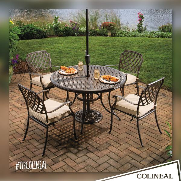 TipColineal Disfruta del aire libre con #muebles que sean ...