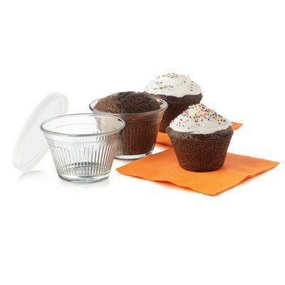 Glass Cupcake Pan Libbey Just Baking Glass Cupcake Baking Dish