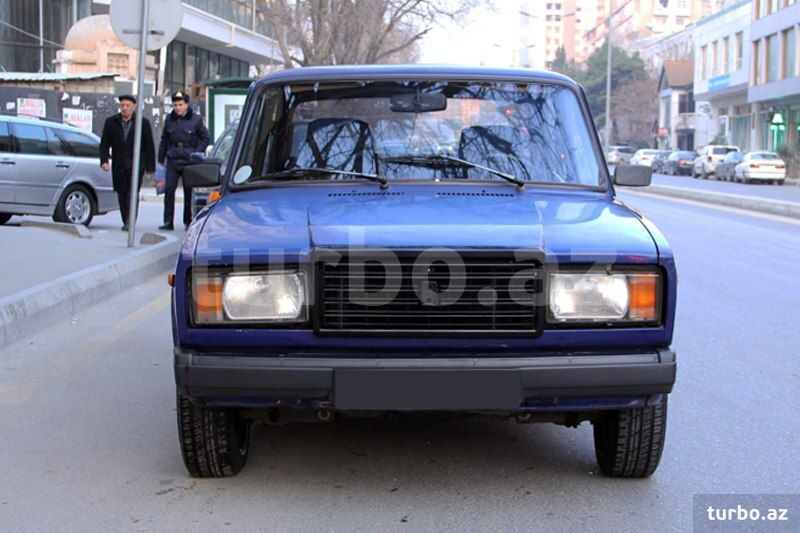 Lada Vaz 2107 Turbo Az Ford Transit Sedan Turbo