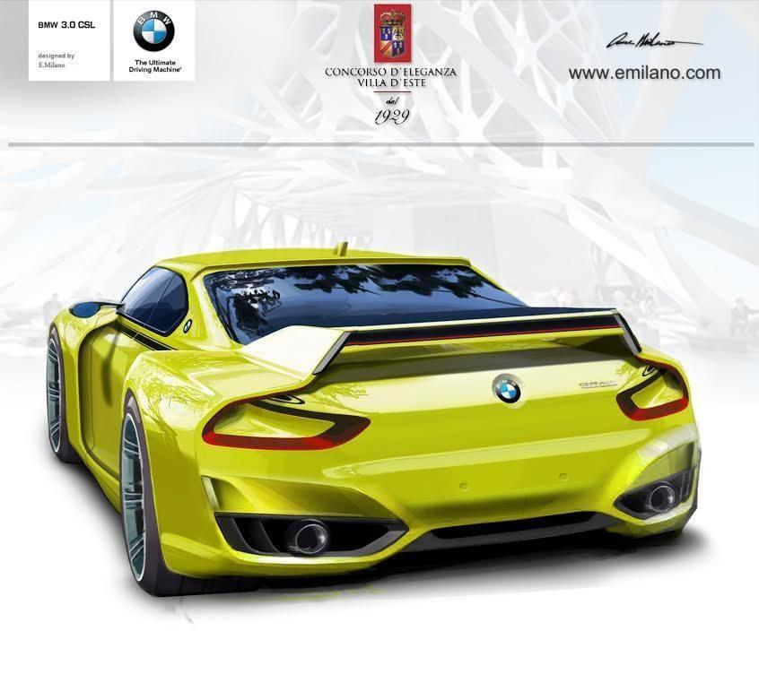 Pin by BMWBLOG com on BMW | Bmw concept, Futuristic cars, Bmw