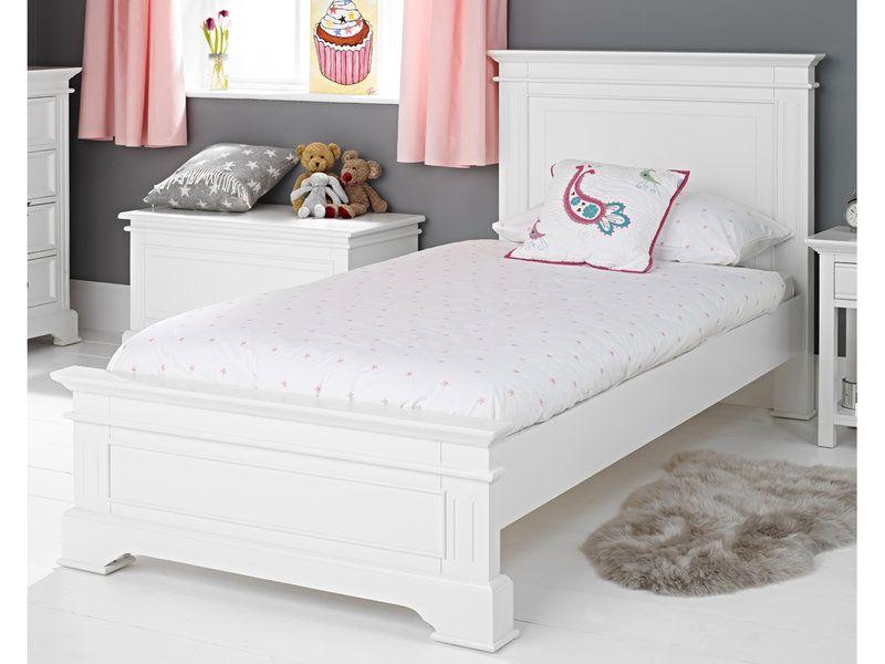 Grace White Single Bed Single Bed Single Beds With Storage Bed