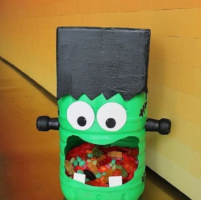 Dispensador de dulces para halloween | Ideas para Decoracion