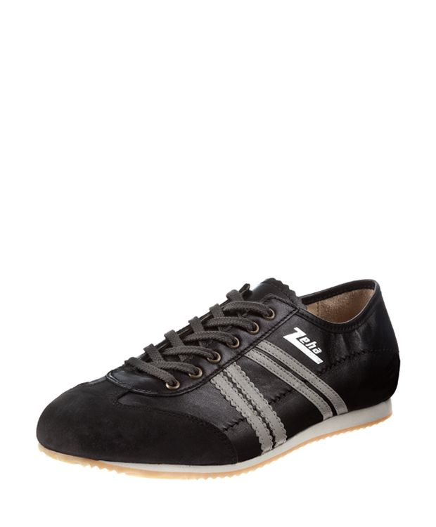 02cf272976ca9 Zeha Berlin - Klassiker - black silver gray - nero grigio argento - vintage  - 140.11