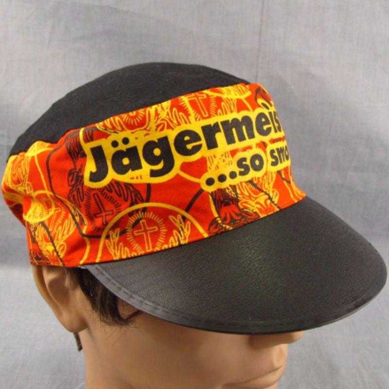 876410f2758f9 Jagermeister so Smooth Vintage Cap Painter s Hat Liquor Deer Logo  Unknown   BaseballCap