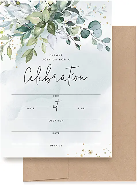 Amazon Com Wedding Invitations Wedding Invitations Wedding Invitations