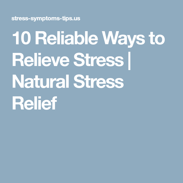 Stress Reduction Techniques For Students | How to relieve ...