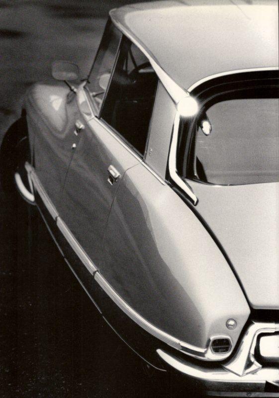 DS Citroen #vintage #cars