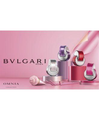 Bvlgari Omnia Crystalline Candy Shop Edition Eau De Toilette 2 2 Oz Reviews All Perfume Beauty Macy S Candy Shop Bvlgari Bvlgari Omnia Coral