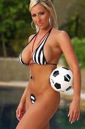 Hot soccer milf