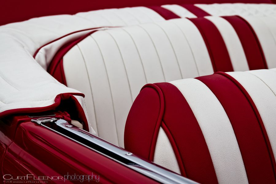 candy cane upholstery