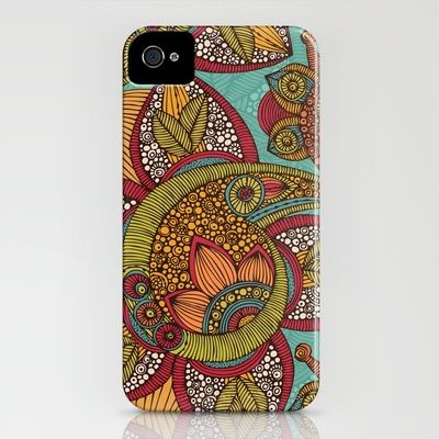Shiny Shannon iPhone Case by Valentina - $35.00-this website has some awesome iphone cases!