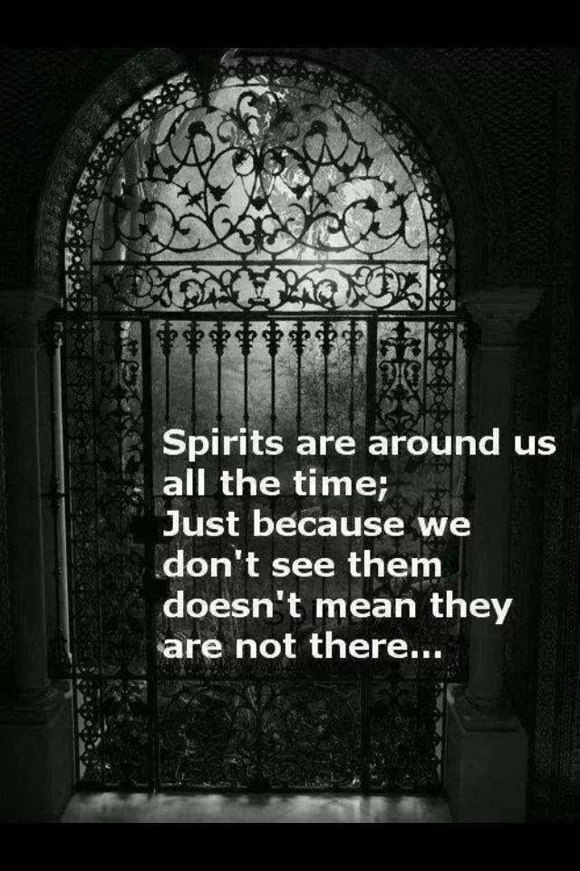 paranormal facebook