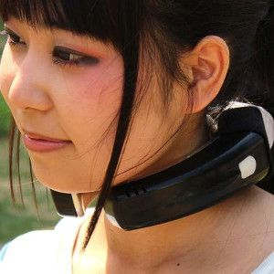 Neck Cooling Massager 2 Neck Coolers Summer Accessories Neck