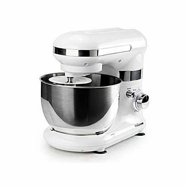 Robot de cocina batidora amasadora multifuncion batidor gancho 1000w ...