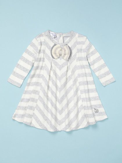 Knit Bow Dress By Bonnie Baby On Gilt For Max Ollie