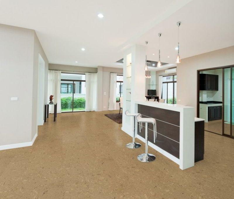 Korkboden - Warm bis zu einem natürlichen Wunder - Bodenbeläge - moderne bodenbelage fur wohnzimmer