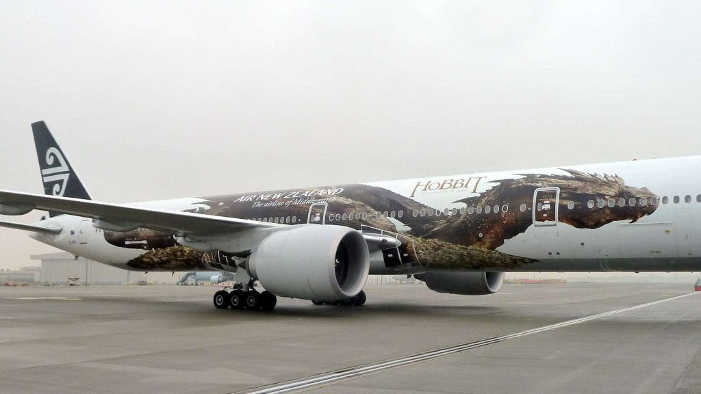 4. One livery to rule them all