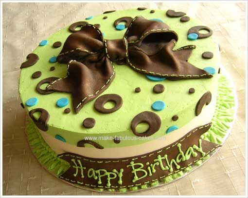 17 best images about cake design ideas on pinterest cakes fondant birthday cakes and birthday cakes - Birthday Cake Designs Ideas
