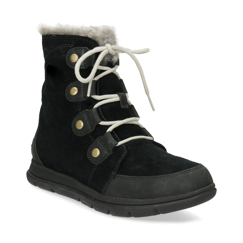 Štýlové dámske zimné topánky Sorel sú skvelou voľbou pre doladenie Vášho  zimného štýlu v meste i 598c9ab934c