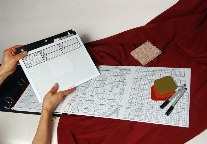 The Board magnetic space planner is the ultimate design tool ...