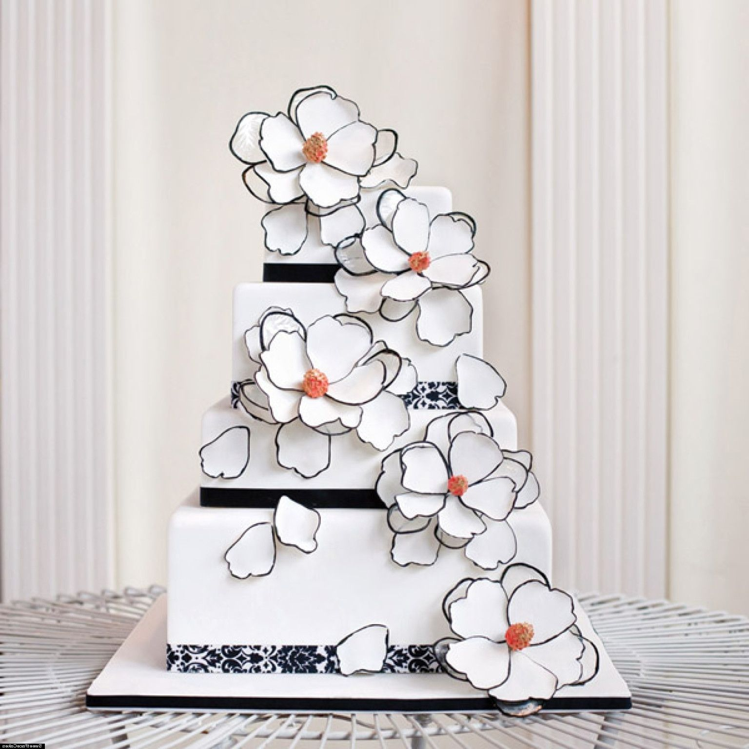 wedding cake costs average