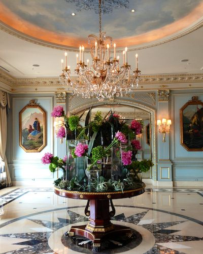 Awesome Gorgeous Floral Arrangements Make The Lobby At The Fours Seasons Geneva  Even More Beautiful! # · Switzerland HotelsFour ...
