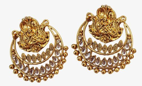Buy Deepika S Small Ramleela Earrings Online At Low Prices In India Amazon Jewellery Store Amazon In Online Earrings Amazon Jewelry Jewelry