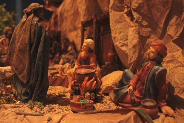 #navidad #decoracion #Christmas #FelizNavidad #decoration #nativity #pesebre #belenes #2013