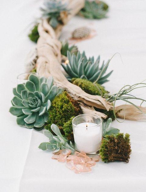 64 driftwood wedding decor ideas to rock tischdeko ideen table setting ideas. Black Bedroom Furniture Sets. Home Design Ideas